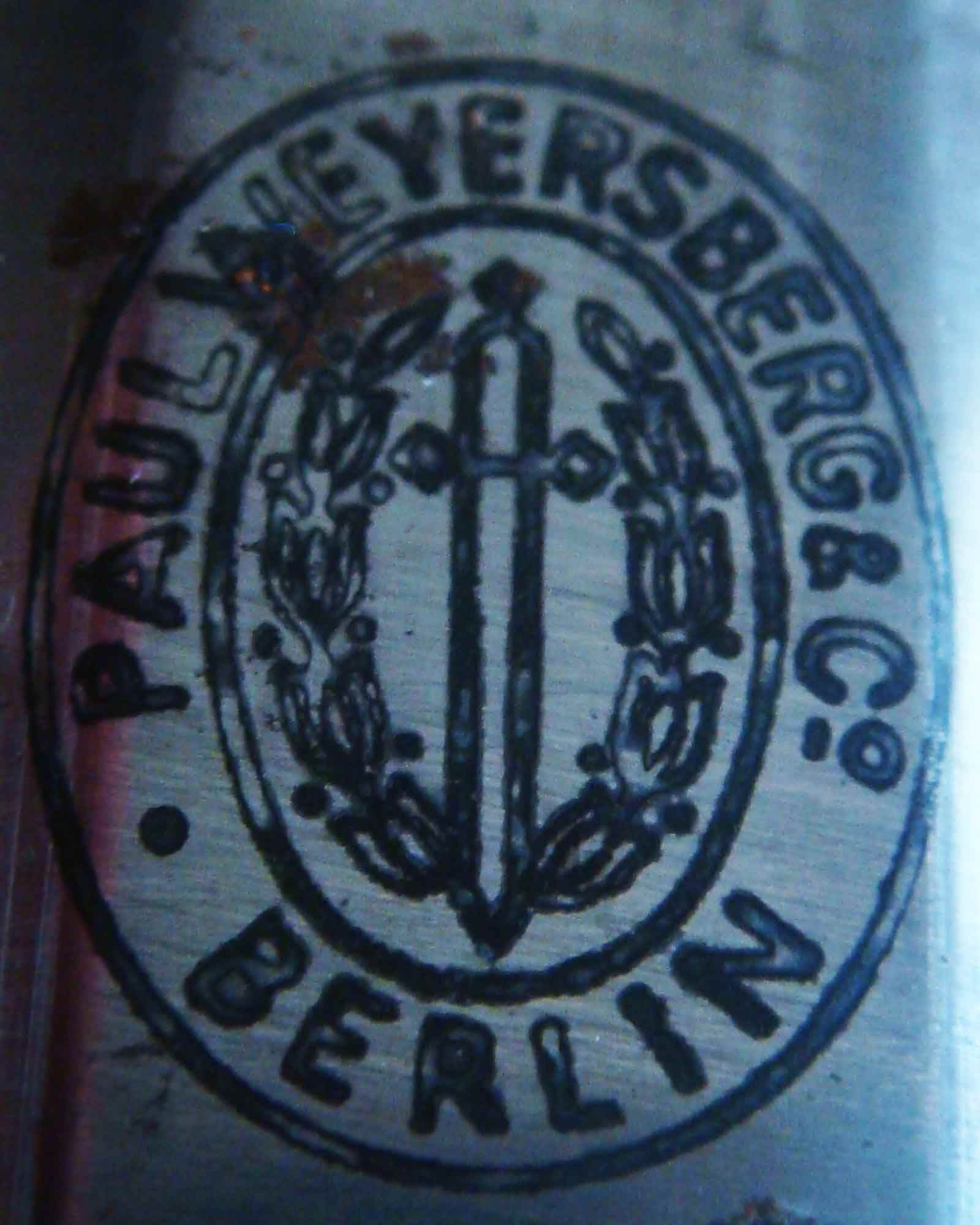 Paul Weyersberg & Co., Berlin (Kopie)
