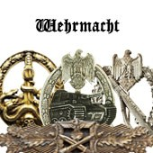 Army War Badges