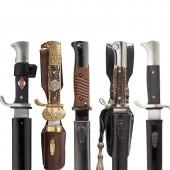 Штыки и ножи