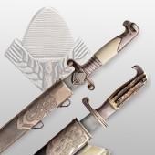 -RAD (Reichs Labour Service) Daggers