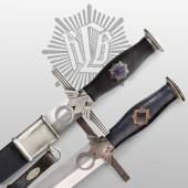 -RLB (Reichsluftschutzbund) Daggers
