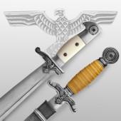 -TeNo (Technische Nothilfe) Daggers