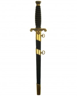 Water Custom Official's Dagger by E.&F. Hörster Co. Solingen