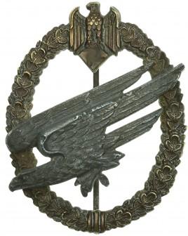 German Army Paratrooper Badge of the Heer