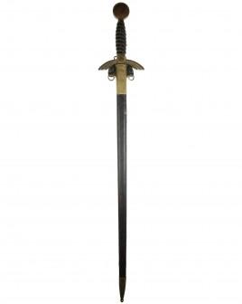 Early Luftwaffe Officer Sword [M1935] by David Malsch Steinbach