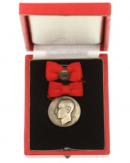 Medal Heinrich Greif Prize - 1st class