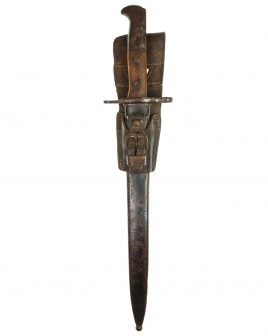 Штык образца 1889/18, Швейцария - Waffenfabrik Neuhausen