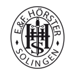 Hörster E. & F. Co., Solingen