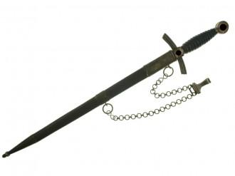 © DGDE GmbH - DLV 1934 Long Dagger, Type 1 - WKC Solingen