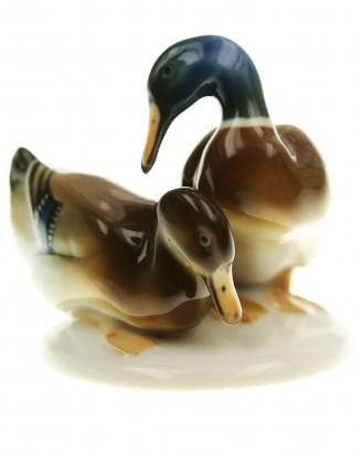 © DGDE GmbH - Pair of Ducks, K. Tutter - Hutschenreuther