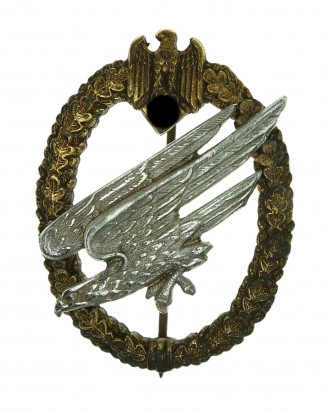 © DGDE GmbH - German Army Parachutist Badge [1937]