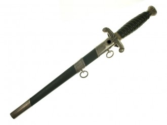© DGDE GmbH - Land Customs Dagger, German (M1937) - Robert Klaas Solingen