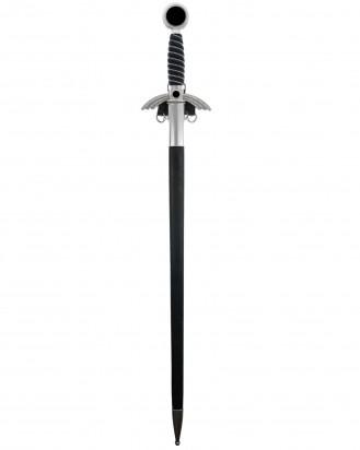 © DGDE GmbH - Late Luftwaffe Officer Sword [M1937] with Hanger - SMF, Solinger Metallwarenfabrik Stöcker