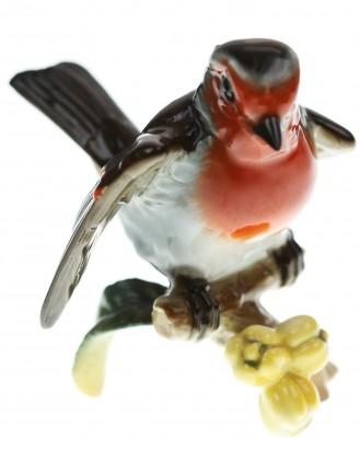 © DGDE GmbH - Фарфоровая статуэтка птицы, Uwe Netzsch - Hutschenreuther