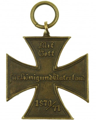 © DGDE GmbH - German 1870/71 War Merit Cross