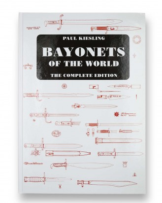 © DGDE GmbH - Bayonets of the World: The Complete Edition by Paul Kiesling