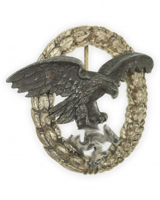 © DGDE GmbH - Luftwaffe Observer's Badge by P. Meybauer Berlin