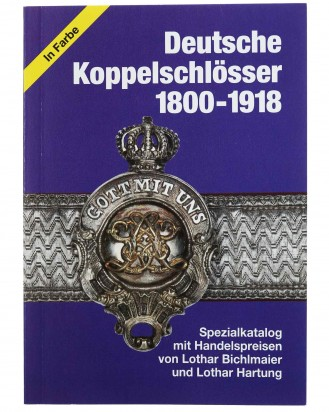 © DGDE GmbH - German Belt Buckles 1800-1918 - Special Catalogue with values