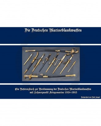 © DGDE GmbH - The Edged Weapons of the German Navy by Ralf Siegert