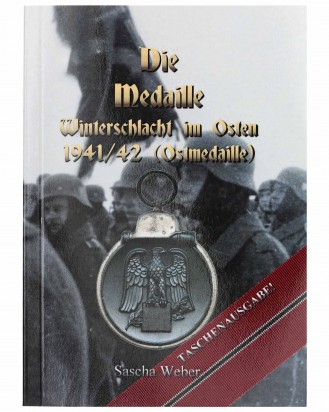&copy DGDE GmbH - Die Medaille Winterschlacht im Osten 1941/42 von Sascha Weber (2017)