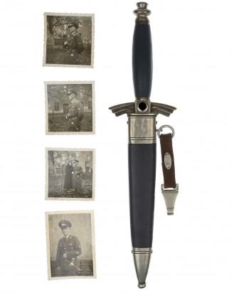 © DGDE GmbH - DLV Glider Pilot Knife [M1934] with Hanger - Paul Weyersberg & Co., Solingen