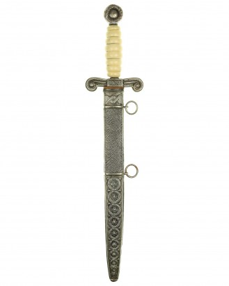 © DGDE GmbH - Croatian Land Army Officer's Dagger M1941 by Braca Knaus Zagreb