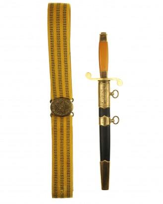 &copy DGDE GmbH - Dolch für Offiziere der Marine [M1948, Sowjetunion] - ZIK