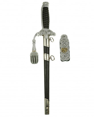 © DGDE GmbH - Land Customs Official's Dagger [1937] by Clemen & Jung Solingen
