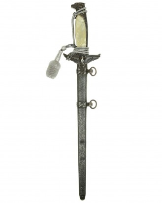 © DGDE GmbH - Government Official's Dagger [M1939] with Government Knot by Alcoso Solingen