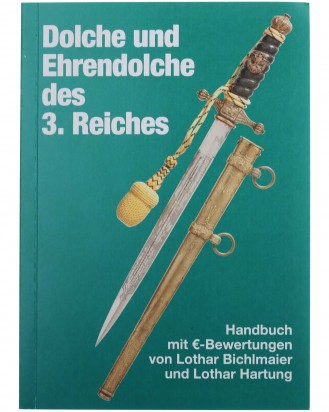 © DGDE GmbH - Daggers and Honour Daggers of the Third Reich - 4th Edition