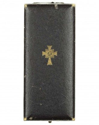 © DGDE GmbH - Крест немецкой матери в золоте в футляре - Friedrich Lindee Lüdenscheid