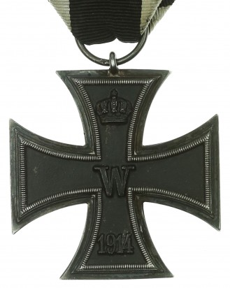 &copy DGDE GmbH - Imperial 2nd Class Iron Cross by K (Kluge)