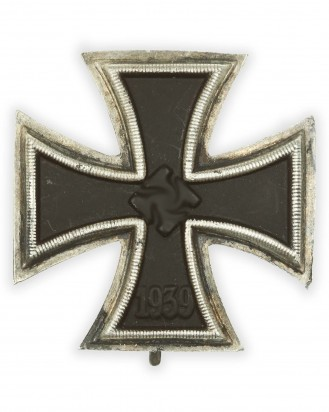 © DGDE GmbH - German 1939 Iron Cross First Class (arched)