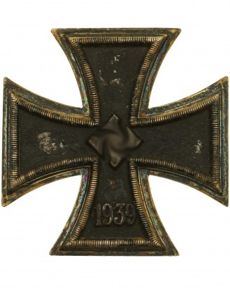 © DGDE GmbH - German 1939 Iron Cross First Class by 20 Zimmermann