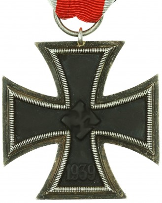 &copy DGDE GmbH - German 1939 Iron Cross 2nd Class