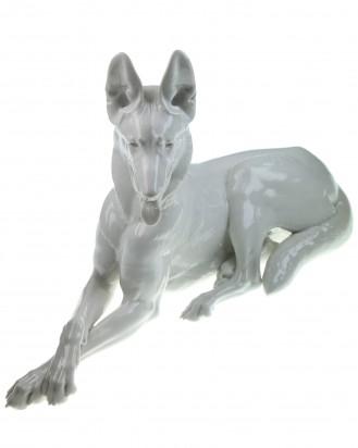 &copy DGDE GmbH - Large Shepherd Dog (Großer Schäferhund) Allach # 76 – Prof. Theodor Kärner