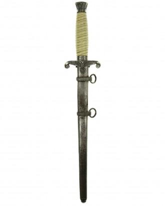 © DGDE GmbH - Army Officer's Dagger by Gustav Spitzer Solingen