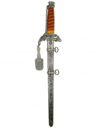 &copy DGDE GmbH - Army Officer's Dagger [M1935] with Portepee by E. & F. Hörster Solingen