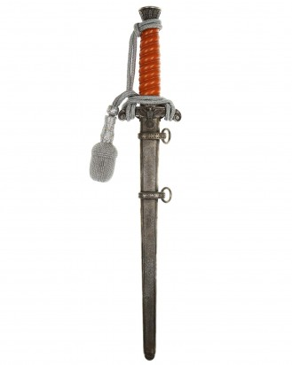 © DGDE GmbH - Army Officer's Dagger [M1935] with Portepee by WKC Solingen