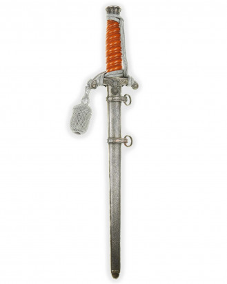 © DGDE GmbH - Army Officer's Dagger with Knot by Carl Eickhorn Solingen