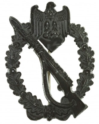 © DGDE GmbH - Silver Grade Infantry Assault Badge