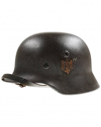 © DGDE GmbH - Kriegsmarine M40 Single Decal Helmet