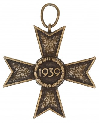 © DGDE GmbH - War Merit Cross 2nd Class without swords - 2nd Class 1939