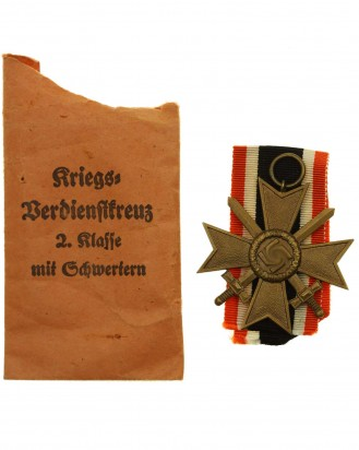© DGDE GmbH - German War Merit Cross 2nd Class with Swords