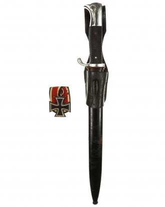 © DGDE GmbH - Long Army Dress Bayonet [K98] by WKC Solingen