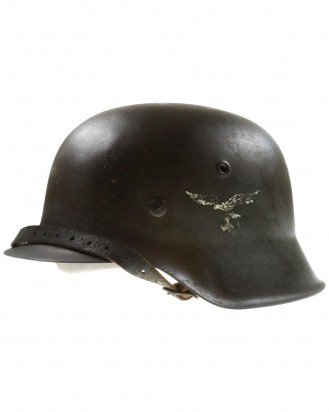 © DGDE GmbH - German Luftwaffe M42 Single Decal Helmet
