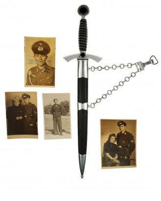 © DGDE GmbH - Luftwaffe [1st Model - M1935] Dagger - F. & A. Helbig GAEFLER, Steinbach