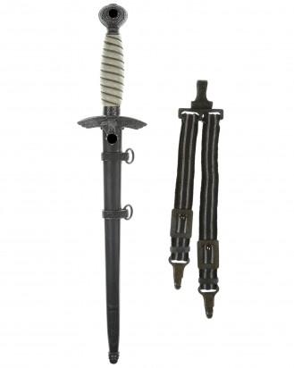 © DGDE GmbH - Luftwaffe Dagger [1937] with Hangers - C. Gustav Spitzer, Solingen