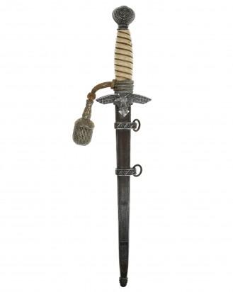 © DGDE GmbH - Luftwaffe Dagger [M1937] with Portepee by Gustav Spitzer, Solingen