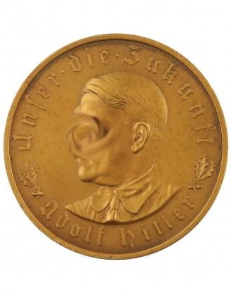 © DGDE GmbH - Памятная медаль Рейхсканцлер Адольф Гитлер